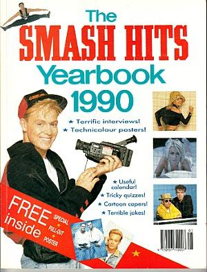 The Smash Hits Yearbook 1990