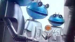 Smash TV Advert Robot Aliens
