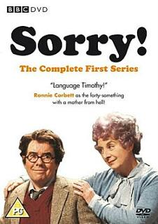 Sorry! starring Ronnie Corbett as Timothy Lumsden