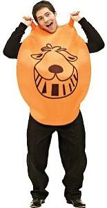 Space Hopper 70s Costume for men