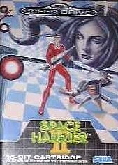 Space Harrier II Sega