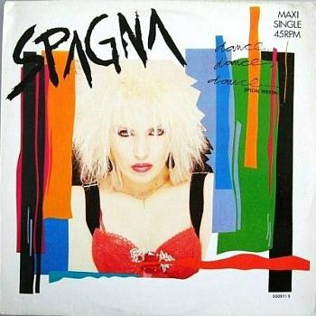 Spagna - Dance Dance Dance - Maxi Single (1987)
