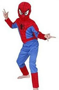 Boys Spiderman Costume