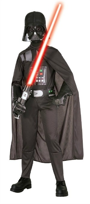 Star Wars Darth Vader Costume for Boys