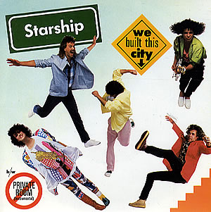 Starship - We Built This City - 7