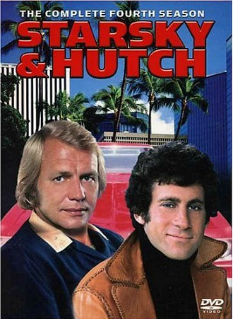 Starsky & Hutch Fourth Season DVD