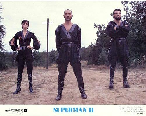 Ursa, General Zod and Non - Superman II