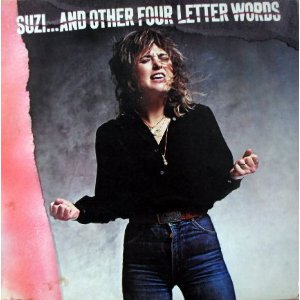 Suzi and other four letter words (album)