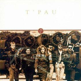 T'Pau - Rage - theband's second studio album