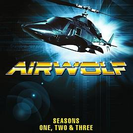 Airwolf 80s TV series