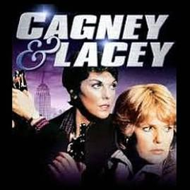 Cagney & Lacey - 80s TV series