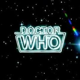 Doctor Who 1980s Logo