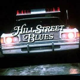 Hill Street Blues titles 1980s