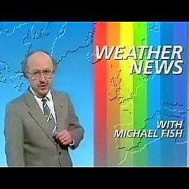 Michael Fish 80s Weather Forecast