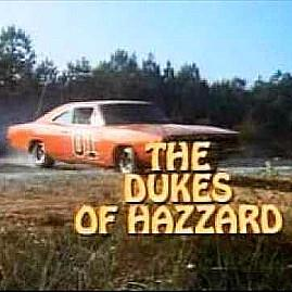 The Dukes of Hazzard - 80s TV Show