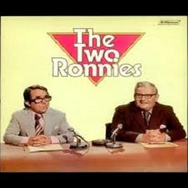 The Two Ronnies Newsdesk