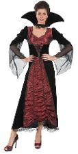 Taffeta Coffin Vampiress