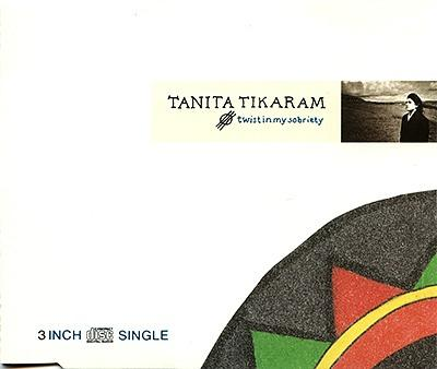 Tanita Tikaram - Twist In My Sobriety (1988) 3 inch CD single
