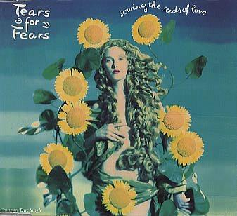 Tears For Fears - Sowing The Seeds Of Love - Compact Disc Single