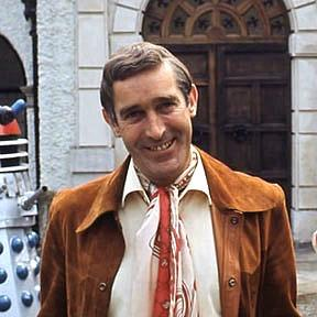 Terry Nation - creator of the Daleks