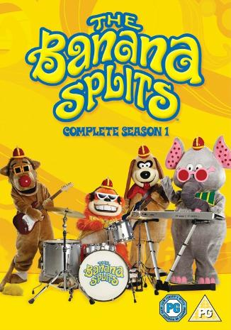 The Banana Splits DVD - Complete Season 1