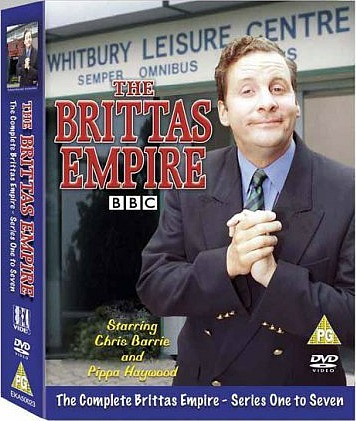 Ther Brittas Empire complete box set