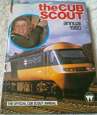 The Official Cub Scout Annual 1980