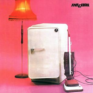 Three Imaginary Boys - the 1979 debut album by The Cure