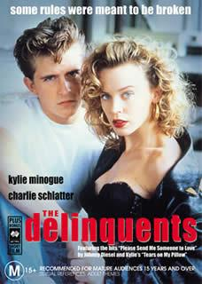 The Deliquents (1989) starring Kylie Minogue and Charlie Schlatter