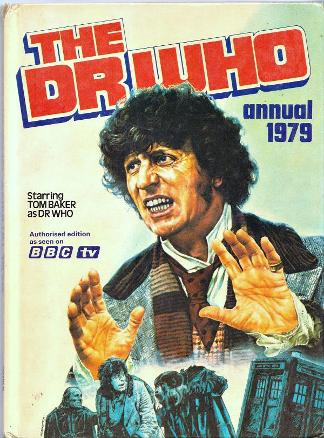 The Dr. Who Annual 1979