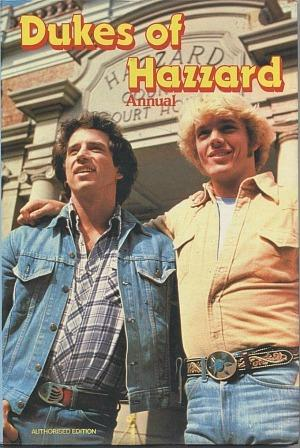 The Dukes Of Hazzard Annual 1980 ft. Bo and Luke Duke