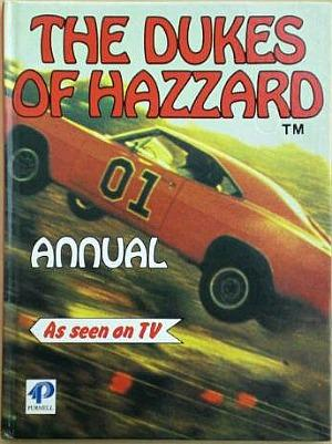 The Dukes Of Hazzard Annual 1986 ft. The General Lee