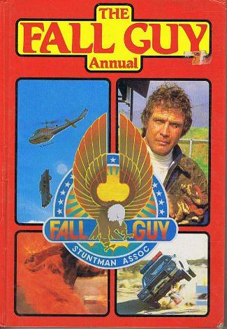 The Fall Guy Annual 1981 ft. Lee Majors
