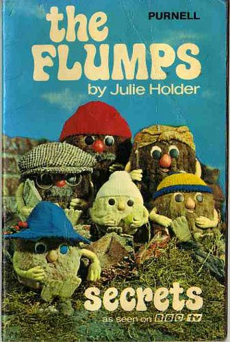 The Flumps book by Julie Holder - Purnell
