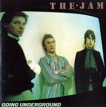The Jam - Going Underground (vinyl single)