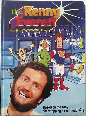 The Kenny Everett Video Show Annual 1980