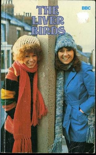 Beryl (Polly James) and Sandra (Nerys Hughes) The Liver Birds