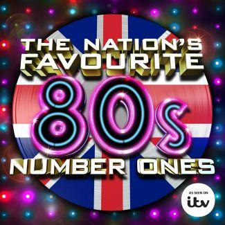 The Nation's Favourite 80s Number Ones CD Boxset