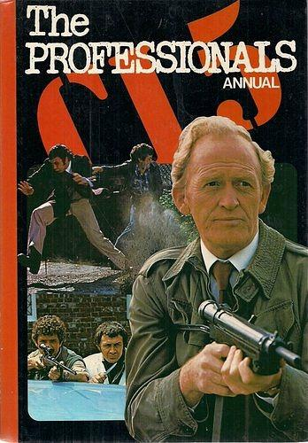 The Professionals Annual 1978