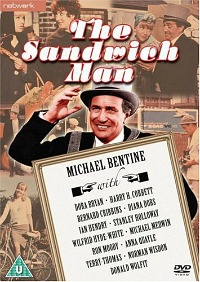 The Sandwich Man DVD starring Michael Bentine