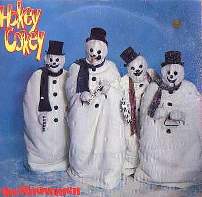 The Snowmen - Hokey Cokey (1981 Christmas single)