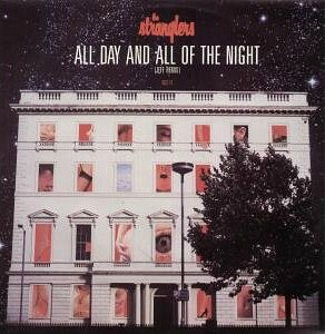 The Stranglers - All Day and All Of The Night - vinyl single sleeve