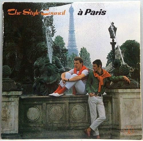 The Style Council - Long Hot Summer/Paris Match double-A side (1983)