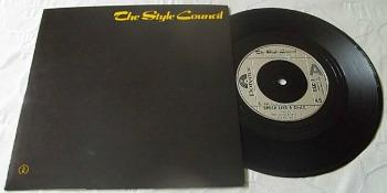 Speak Like A Child - The Style Council's debut single (1983)