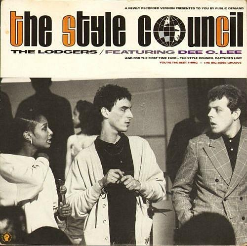 The Style Council - You're The Best Thing/The Big Boss Groove - 7