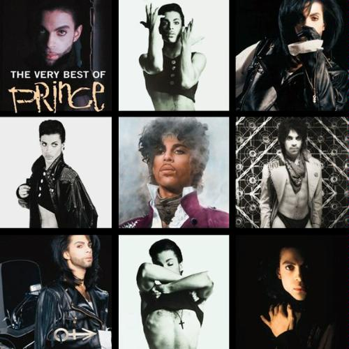 The Very Best Of Prince - album sleeve