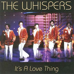 The Whispers - It's A Love Thing vinyl