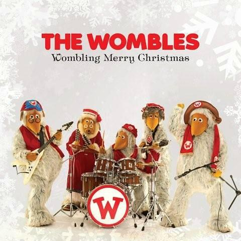 The Wombles Wombling Merry Christmas Simplyeighties Com