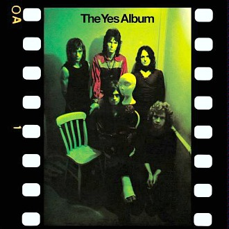 The Yes Album by Yes