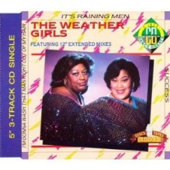 The Weather Girls - CD Single Front Cover